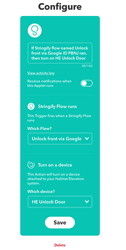 Google%20Unlock%20IFTTT