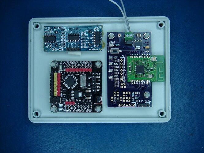 UltrasonicSendor(Zigbee) - 006