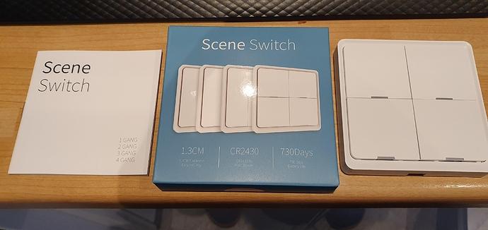 Scene Switch