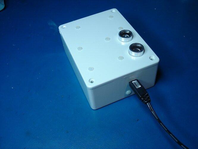 UltrasonicSendor(Zigbee) - 001