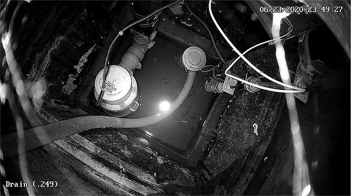 drain monitoring