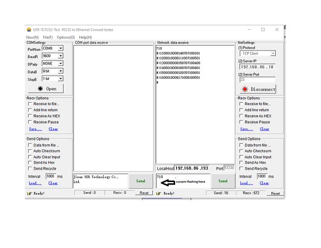 USR-TCP232