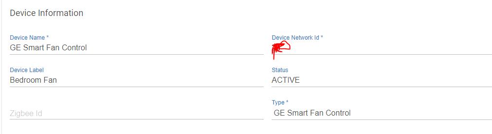 GE Fan Switch + Dashboard? - Devices - Hubitat