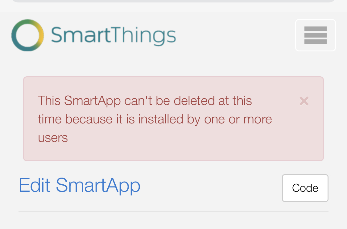 RELEASE] Other Hub SmartThings Integration 2 0 - Code Share