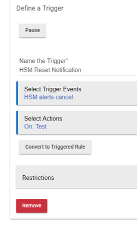 SOLVED] HSM Alert Notifications and Cancellations - Support - Hubitat
