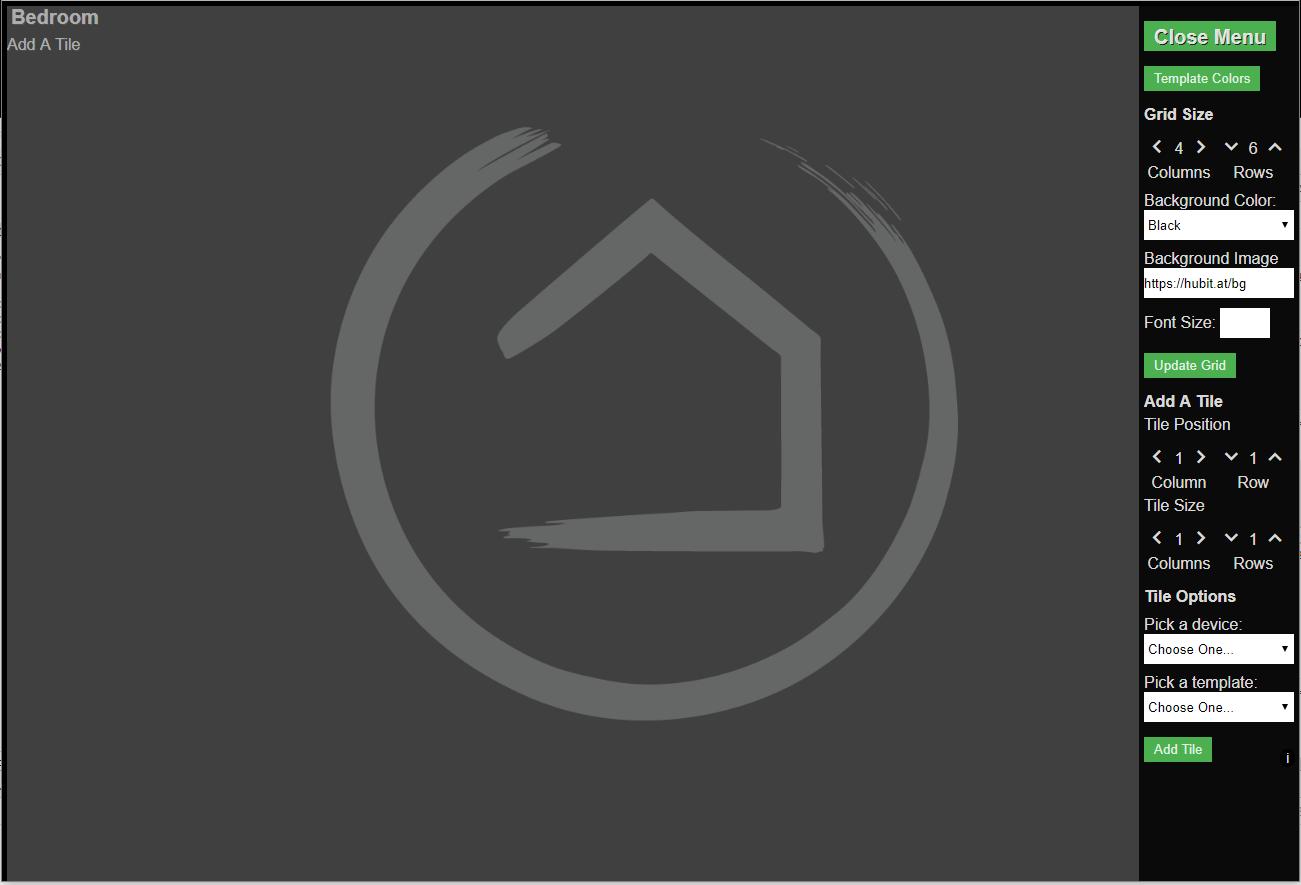 Hubitat™ Dashboard V1 Documentation - Wiki - Hubitat