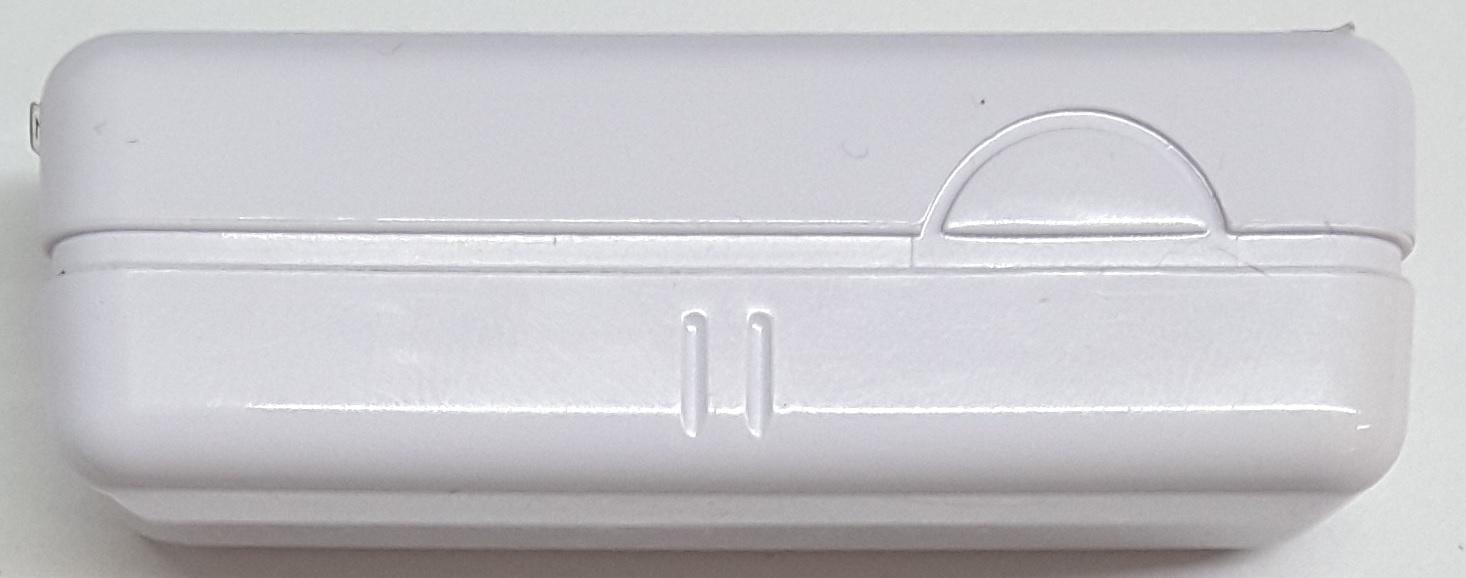 2 New  1st gen Iris Contact Sensor w// Battery door Window Lower Wireless