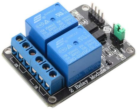Relay that will switch 24v? - Devices - Hubitat
