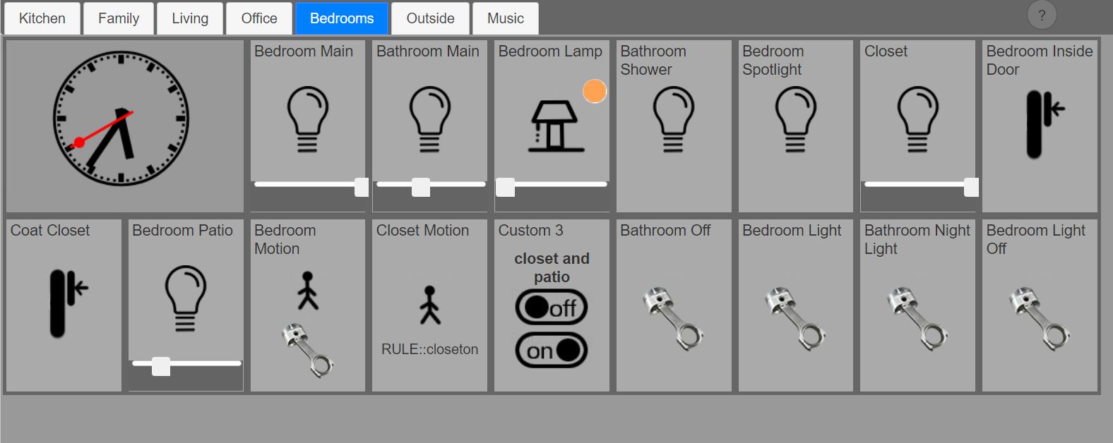 HousePanel Dashboard App for Hubitat - Get Started - Hubitat