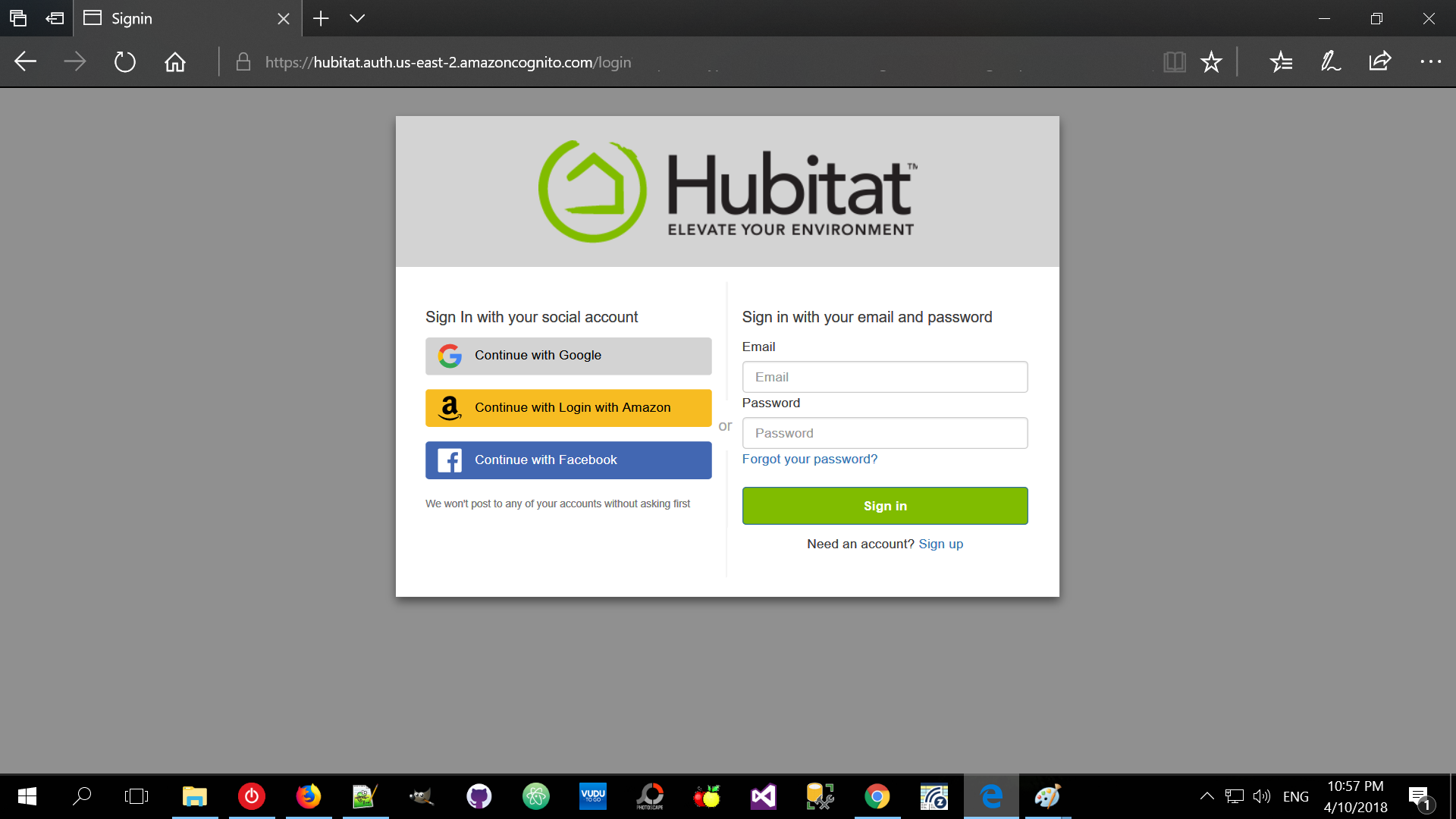 Hubitat™ IFTTT Documentation - Wiki - Hubitat