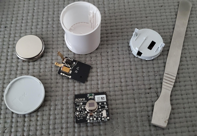 Xiaomi motion sensor hack - Lounge - Hubitat