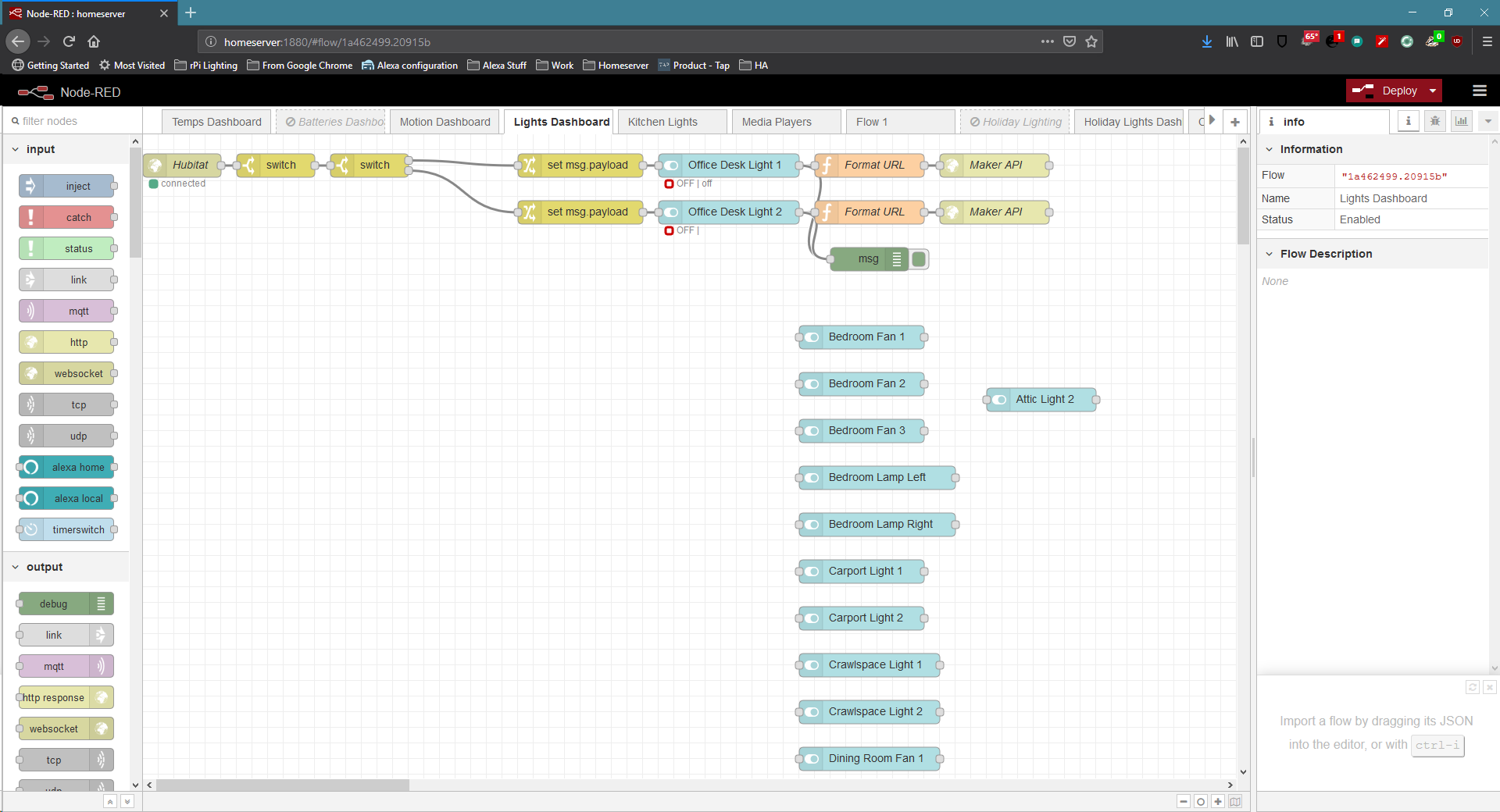 Show off your Maker API creations! - Developers - Hubitat