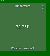 UPDATED] Weewx Weather Driver With External Forecasting - Code Share