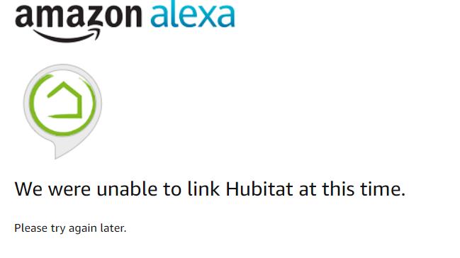 IFTTT and Amazon Echo Skill - Support - Hubitat