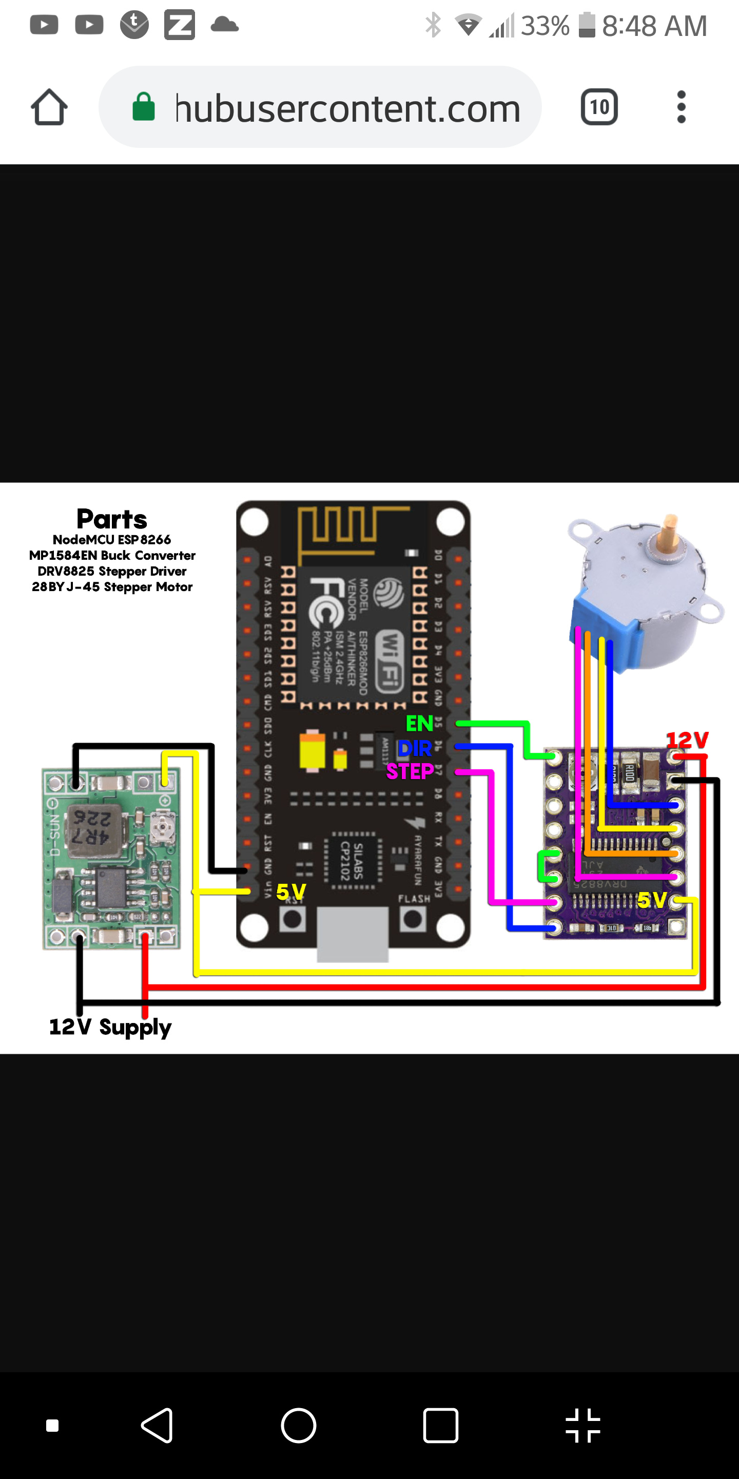 Arduino Smartthings Projects