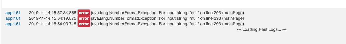 Null Error Creating Motion Lighting App Support Hubitat