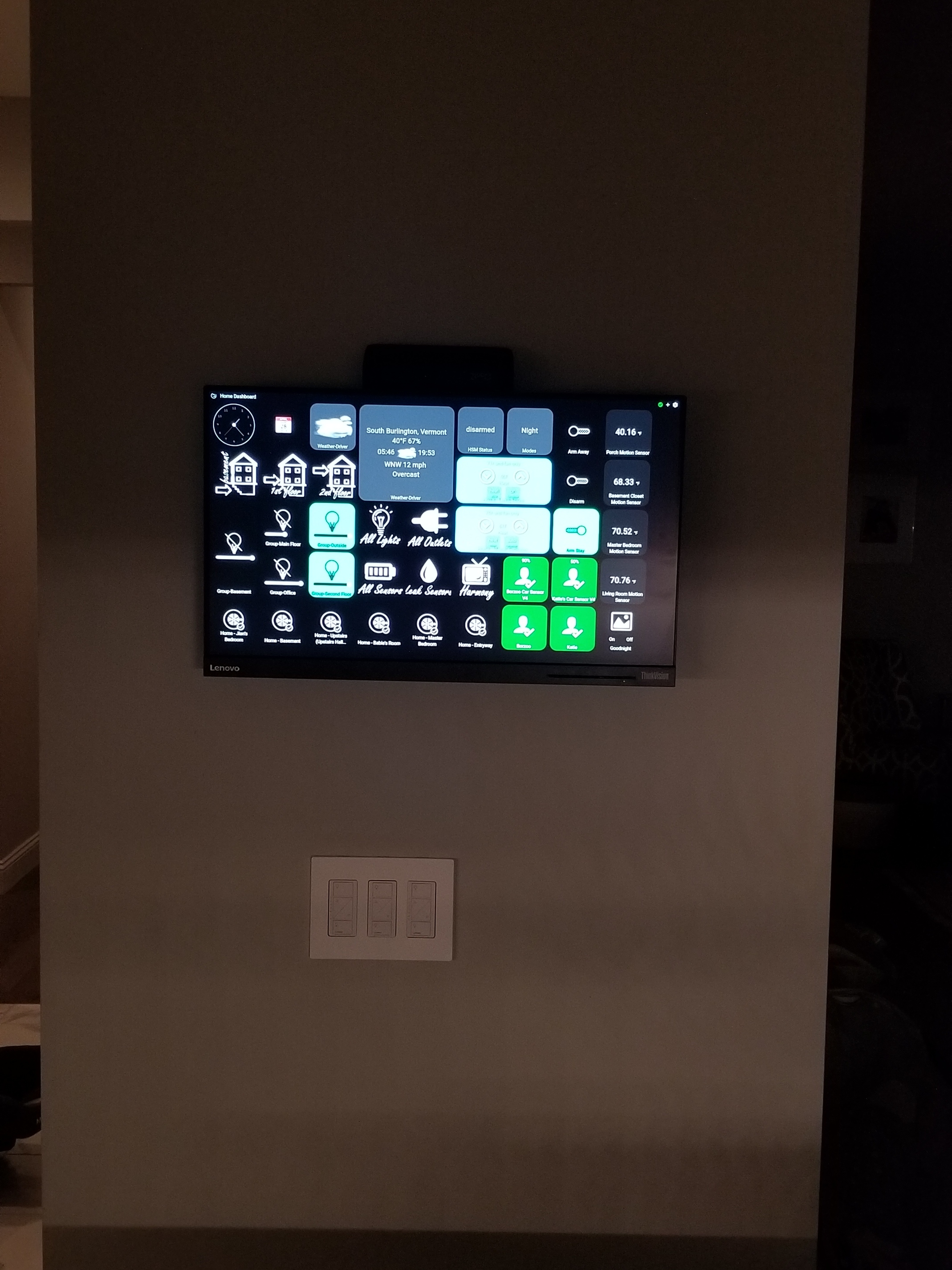 Show Off Your Dashboards! - Smart Homes - Hubitat