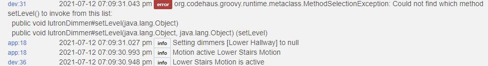 motion-log
